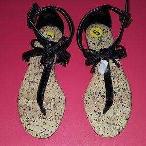 Michael Kors sandals for big girl size 5